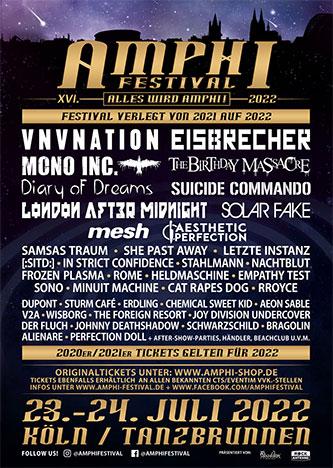 Amphi Festival 2021