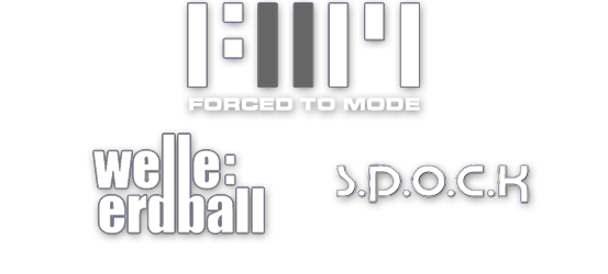 Forced to Mode, Welle:Erdball, S.P.O.C.K.