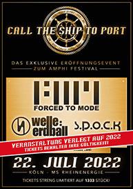 Amphi Festival 2022 - Call the ship to port