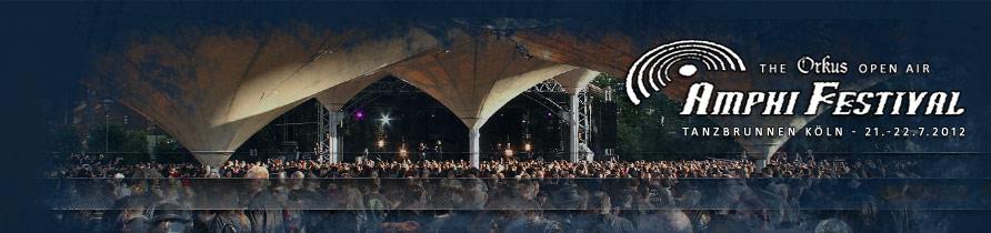 Amphi Festvial 2012